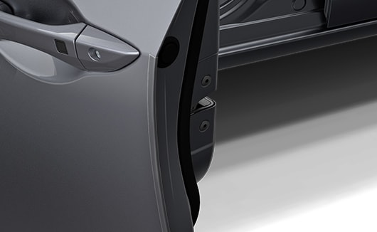 2020 ILX Door Edge Film