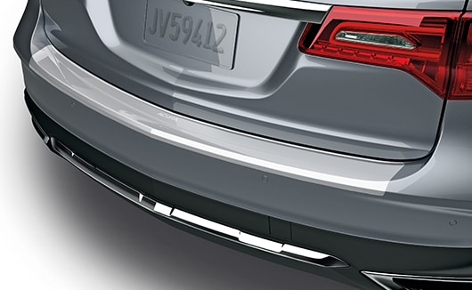 MY20 Acura MDX Accessories Rear Bumper Applique