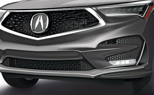 LED Fog Lights - Acura accessories rdx