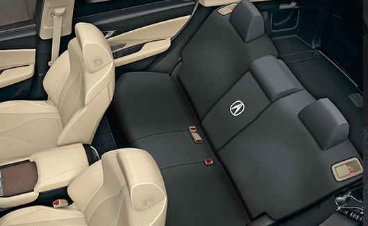 2020 RDX Rear Seat Covers Accesory Modal