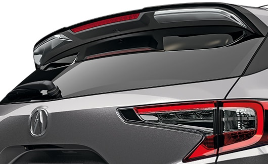 RDX 2021 Tailgate Spoiler Trim in Chrome