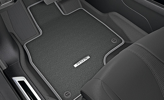 RDX 2021 Premium Carpet Floor Mat Set