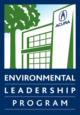 ACURA Environmental Leadership Program Logo