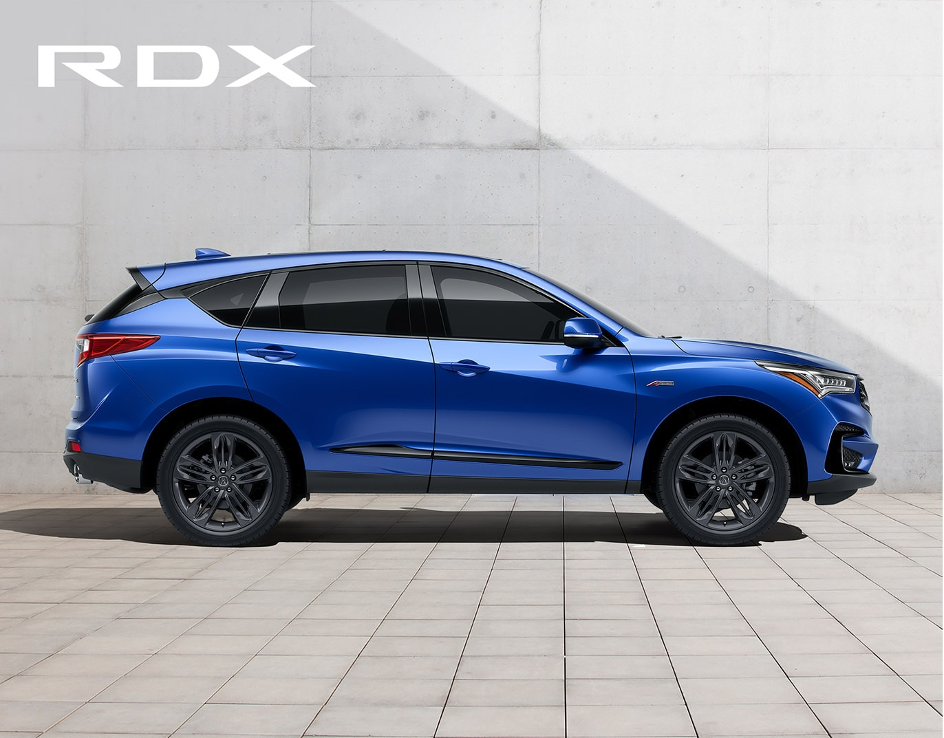 RDX Design Features Cargo Space Acuracom - 2018 acura rdx roof rails