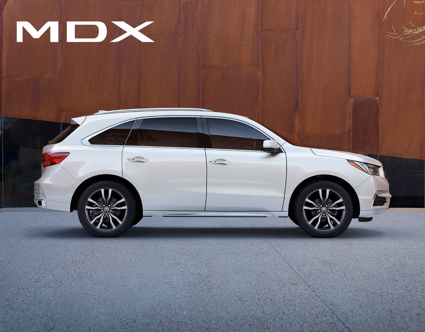 Acura MDX Luxury Third Row SUV Acuracom - 2018 acura mdx price