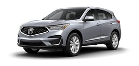 2020 Acura Rdx Vehicle Dropdown