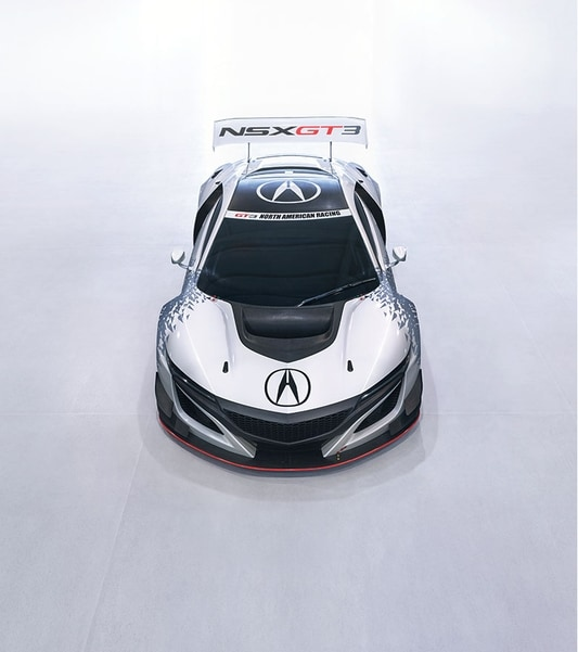 High Quality ACURA Motorsports NSX