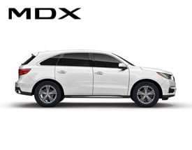 2019 Acura Mdx Homepage Model Line 2107 Profile
