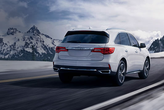 Exceptional 2017 Acura MDX Vehicle Stability Assist.