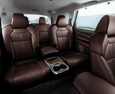 2016 suvs with 2nd row captains autos post. Black Bedroom Furniture Sets. Home Design Ideas