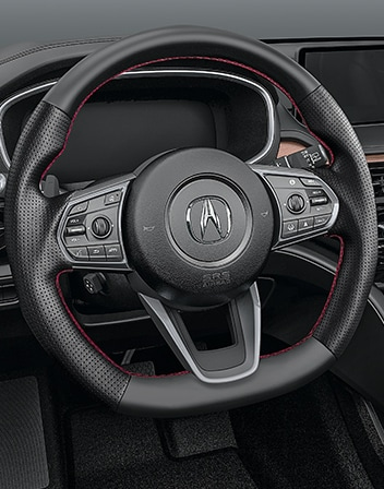 Heated Steering Wheel 2022 MDX Accessory