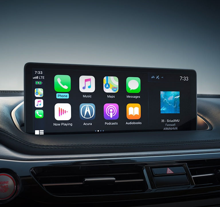 2022 Acura MDX Apple CarPlay