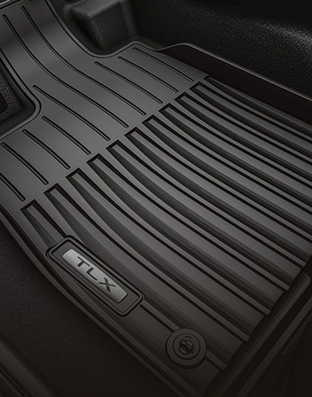 Acura TLX 2021 All-Season Floor Mats