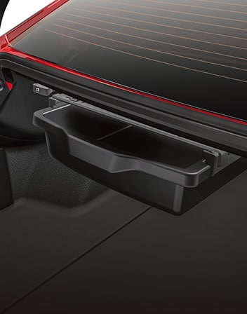 Acura TLX 2021 Trunk Drawer