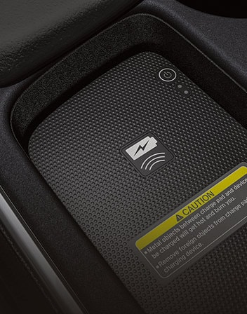 Acura TLX 2021 Wireless Charger