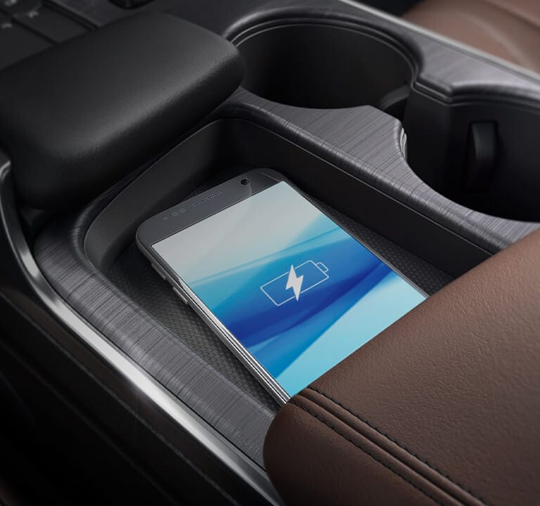 Acura TLX 2021 Wireless Charging