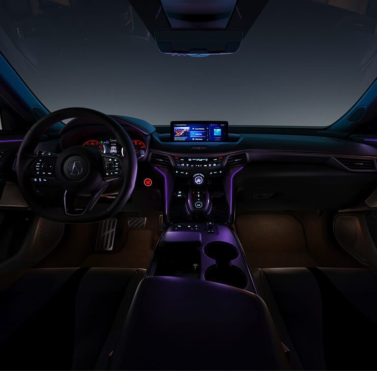 TLX 2021 Ambient Lighting Model Kanjo Loop