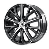 18-IN DIAMOND CUT ALLOY WHEEL (SE & A-SPEC) (part number:)