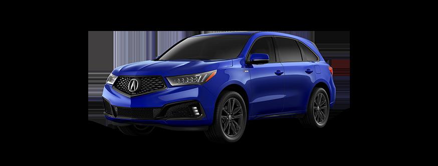 New 2019 Acura MDX AWD ASPEC