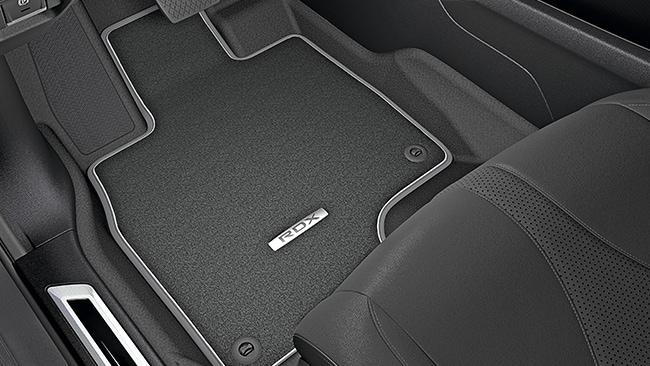 08p15tjb210 Acura Oem 19 Rdx Premium Carpet Floor Mats Ebay