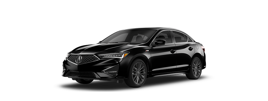 New 2020 Acura ILX with A-Spec and Technology Packages
