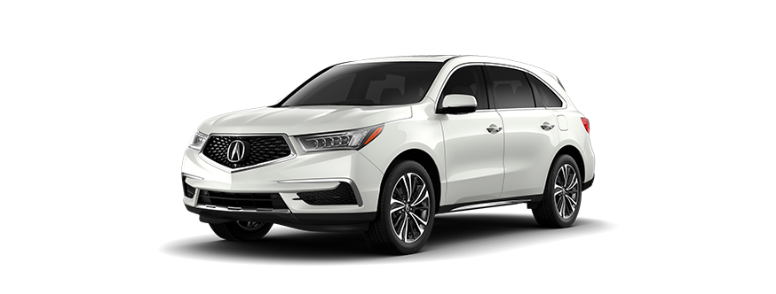 New 2020 Acura MDX with Technology Package 4D Sport Utility