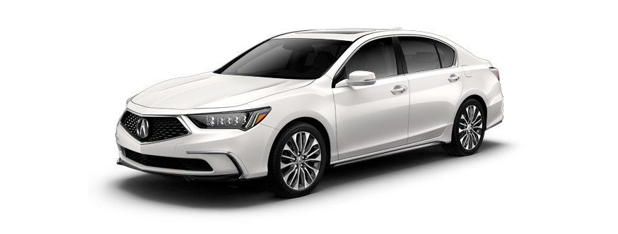 New 2020 Acura RLX P-AWS with Technology Package
