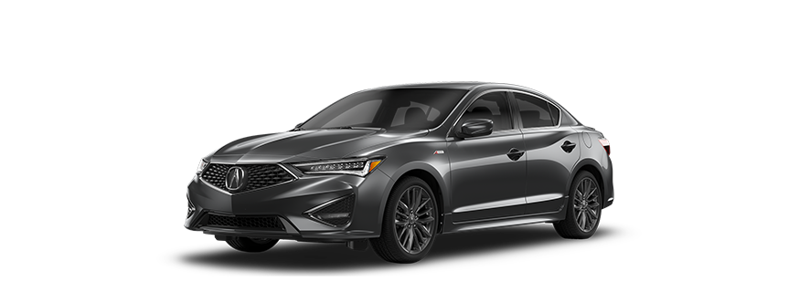 2021 Acura ILX with A-Spec and Premium Package