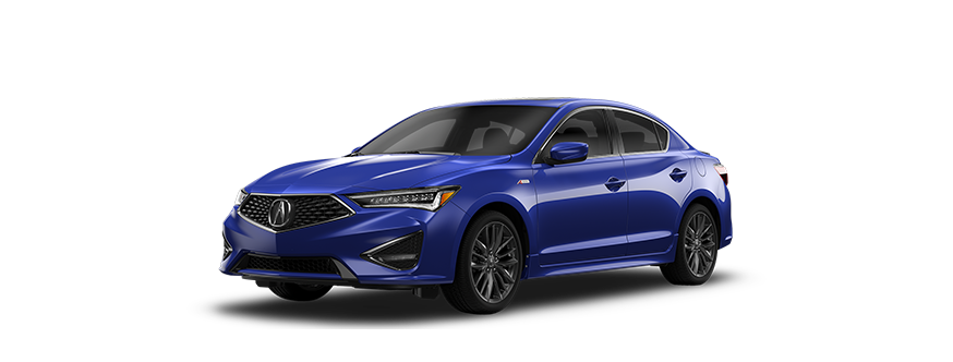 New 2021 Acura ILX with A-Spec and Technology Package