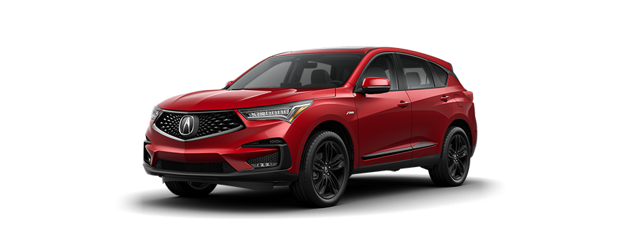 New 2021 Acura RDX SH-AWD with A-Spec Package
