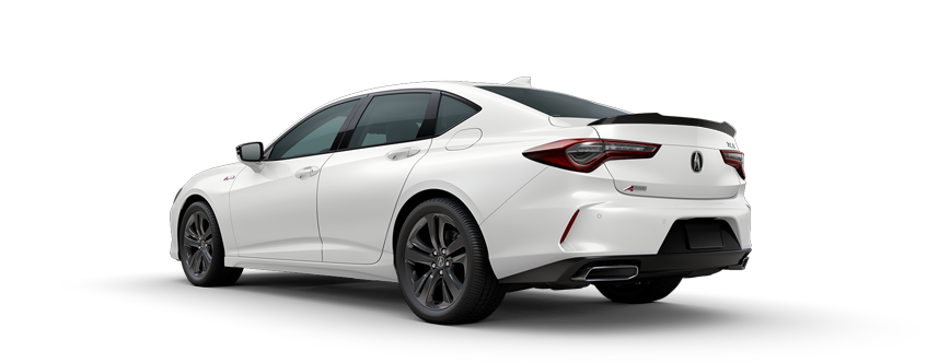 new 2021 acura tlx with a-spec package with navigation