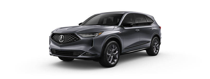 New 2022 Acura MDX SH-AWD with A-Spec Package