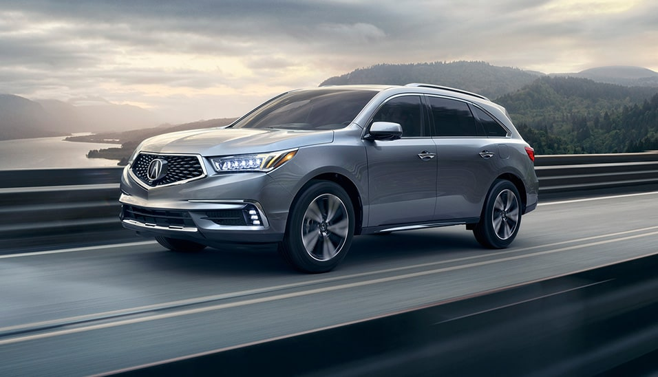 2019 Acura Mdx Luxury Third Row Suv Acura Com