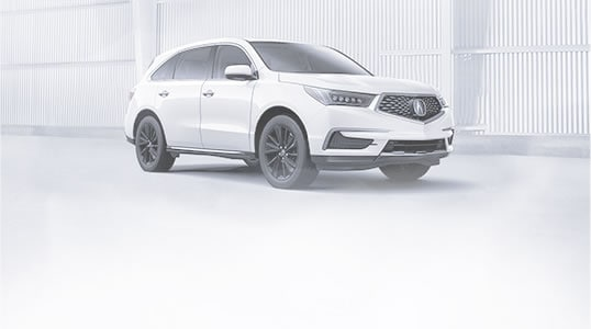 Build your own Acura MDX.
