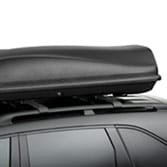 MID-SIZE ROOF BOX (part number:08L20-TA1-200A)