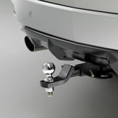 TRAILER HITCH PACKAGE (part number:08L92-STK-200)