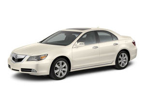 Certified Pre-Owned Acura RL image