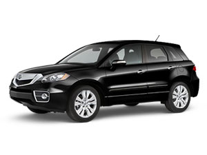 Acura Lease Specials on At Lease Signing     2011 Rdx 5 Speed Automatic Featured Special Lease