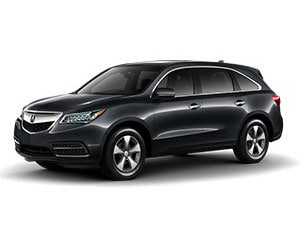 Acura  Lease on Acura Mdx Shop Page