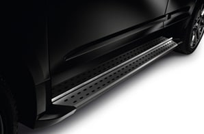 Sport Running Boards with LEDs