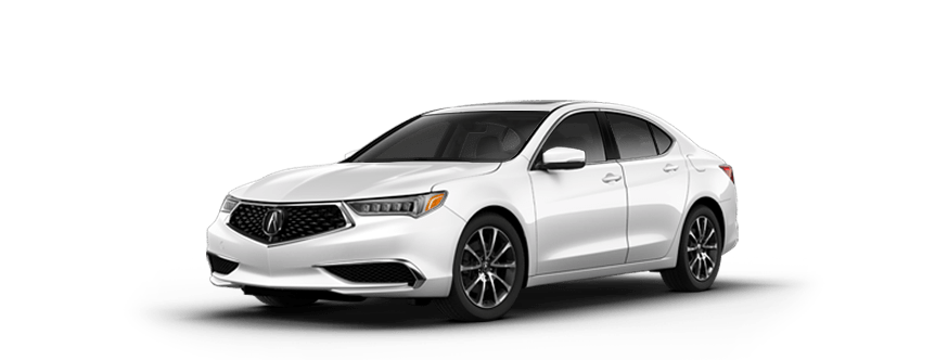 2018 Acura TLX 3.5 V-6 9-AT P-AWS 4D Sedan