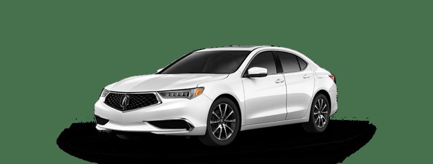 2018 Acura TLX 3.5 V-6 9-AT P-AWS 4dr Car