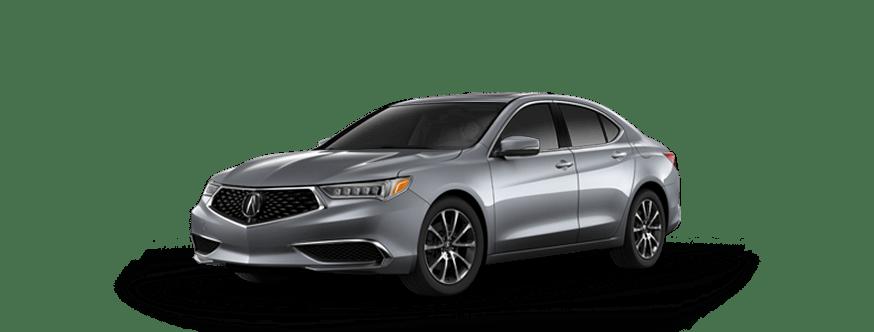 2018 Acura TLX 3.5 V-6 9-AT P-AWS 4D Sedan