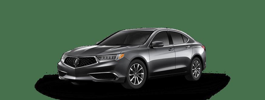 2018 Acura TLX 2.4 8-DCT P-AWS 4dr Car