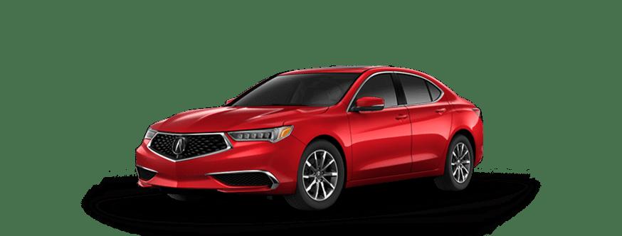 2018 Acura TLX 2.4 8-DCT P-AWS 4D Sedan