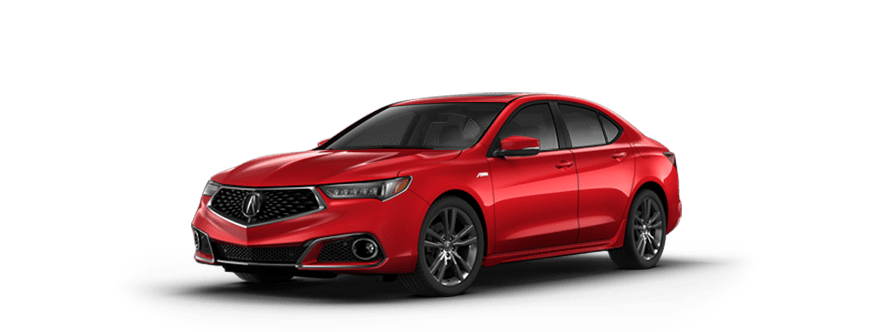 2018 Acura TLX 3.5 V-6 9-AT SH-AWD with A-SPEC 4dr Car
