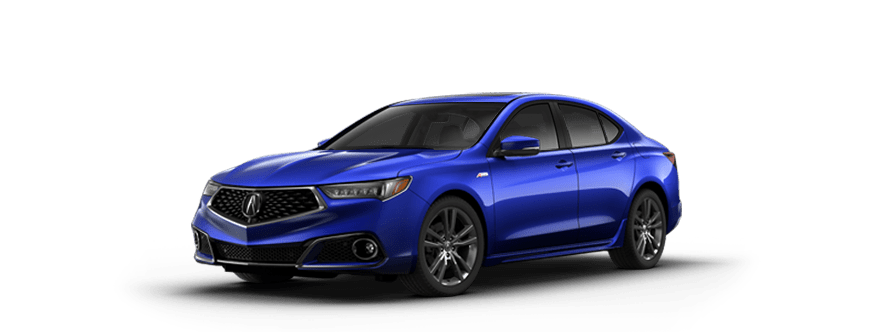 2018 Acura TLX 3.5 V-6 9-AT P-AWS with A-SPEC RED 4D Sedan
