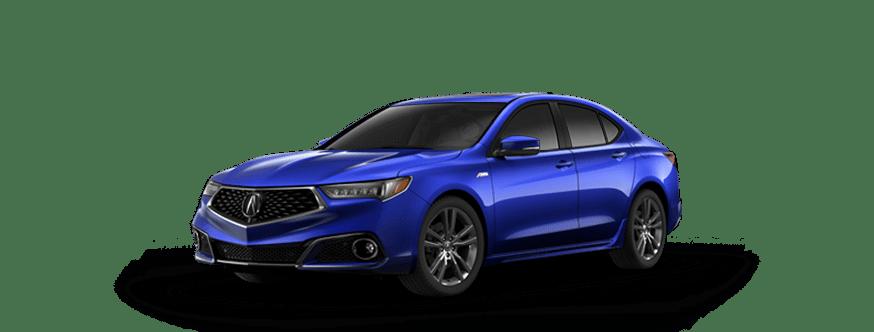 2018 Acura TLX 3.5 V-6 9-AT SH-AWD with A-SPEC 4D Sedan