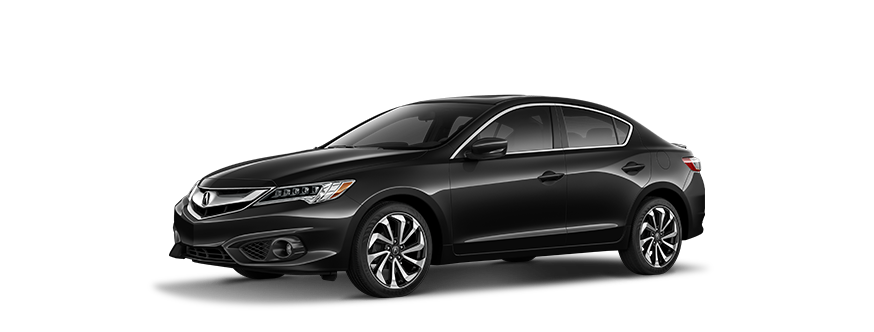 2017 Acura ILX with Premium and A-SPEC Package 4D Sedan