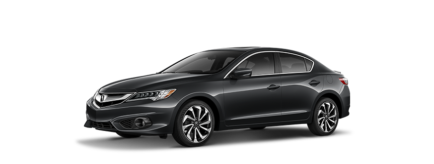2017 Acura ILX with Premium and A-SPEC Package 4dr Car